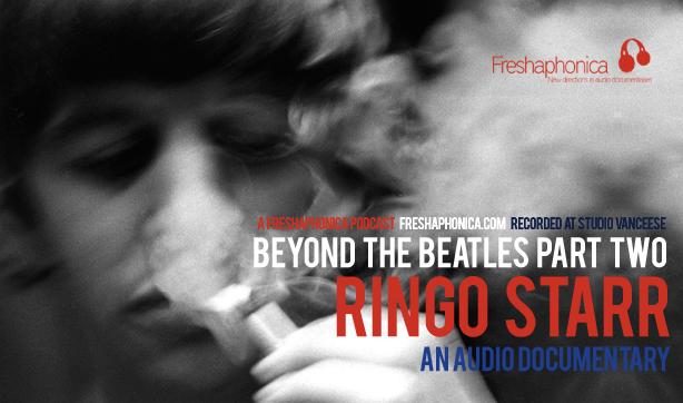 Ringo Starr Artwork | Freshaphonica